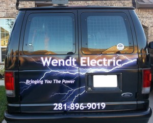 Wendt Electric Van