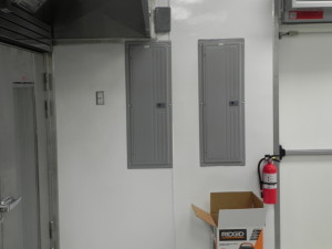 Electrical Box Installs